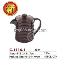 Soup pot for barbecue/Plastic Soup pot for barbecue