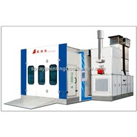Spray booth wholesale manufacturer BZB-8500 model