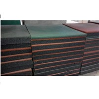 Stable and reasonable price non-toxic horse rubber flooring