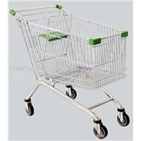 Supermarket shopping trolley, EU Style 180L