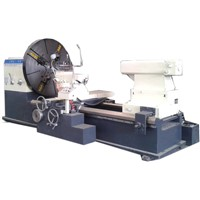 Swing Dia: 1600 mm Rotor Roll Drum Turning Conventional Horizontal Lathe Machine