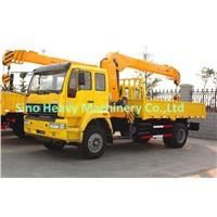 Truck Mounted Crane TELESCOPING BOOM CRANE 5-16 TON CRANE SERIES, Energy-Saving