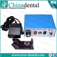 TR-M101 40K RPM Dental Non-Carbon Brushless Micromotor Polishing Unit+ Handpiece Fit Marathon
