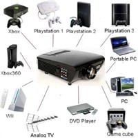 Top 1 on Amzon HD video projector home theater DVD Wii Best seller on US amzon from Digital Galaxy
