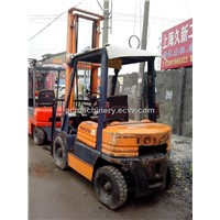 USED TOYOTA 5F205M FORKLIFT