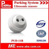 Ultrasonic sensors parking guidance system