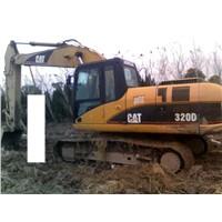 Used CAT Crawler Excavator 320D