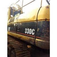 Used CAT  Crawler Excavator 330C
