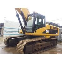 Used CAT Crawler Excavator 345D