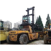 Used Boss G363CH-5B1 Reach Stacker / 42ton Container Handler