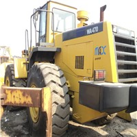 Used Komatus Wheel Loader WA470-3