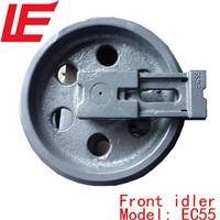 Volvo mini parts front idler EC55/C55B/EC55B