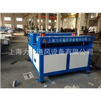 WIND PIPE PRODUCTION LINE II type/AIR DUCT MAKING PROCESSING WITH MITSUSUBISHI CONTROLLER