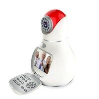 Wanscam HW0037 Red Color USB Recording Network Phone Video Camera