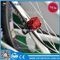 Waterproof LED Bike Tail Light Bike Safety Light