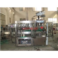Wine, Sauce and Vinegar, Glass Bottle Filling Machine