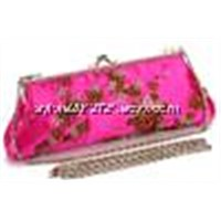 Wonderful colorful women's vintage style clutch bags for high-end elegant Cheongsam bags