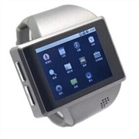 X13 Smart Watch Mobile Phon Android 4.0 Cortex A7 Dual Core 1.0 GHz WIFI/BT/GPS support