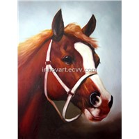 animal canvas oil painting