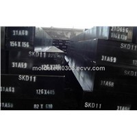 cold work die steel SKD11 mold steel flat bars