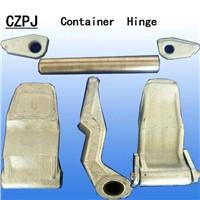 container door hinge