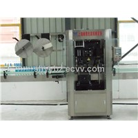 double head shrink Sleeve Label machine
