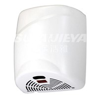 electronic automatic metal hand dryer