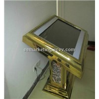 Factory Supply Information Enquiry Kiosk Lobby Kiosk Multi-Media Touch Screen Payment Kiosk