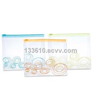 fashional clear PVC plastic bag