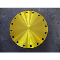 forged carbon steel A105 stainless steel RF/FF blind flange