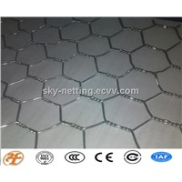 galvanized/pvc coated hexagonal wire mesh factory