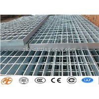 galvanized/stainless steel trench grating factory