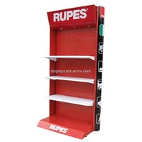 storage rack/tool display rack/polisher equipment display rack