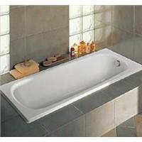hot sale high quality cast iron bathtub