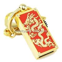 jewelry dragon USB Flash drive metal usb 1G/2G/4G/8G/16G/32G