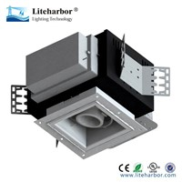 led grill light rgbw DMX512 receesed mounted 40w liteharbor