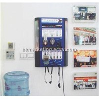 Mobile Phone Charger Station Universal Charging Kiosk,18 Jacket for Hotel,Bank,Aiport,Public Place