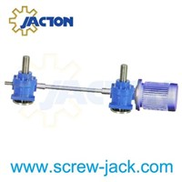 screw jack adjustable height system-screw lift system suppliers and manufacturers