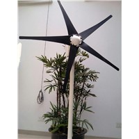 small alternator wind turbine generator /wind generator for boat 12v /24v 200w