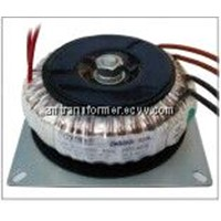 toroidal transformer for lighting
