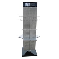 watch display/stand for nail polish/shoe rack/display rack hooks(HYX-Y049)