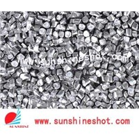 zinc cut wire shot 0.3mm 0.4mm 0.5mm 0.6mm 0.8-3.5mm