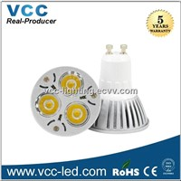 high powr 12V 3W led spotlight dimmable