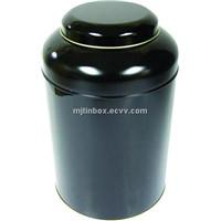 large tea box tea can tea container