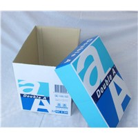 Double a Quality 100% Woold Pulp 80GSM A4 Paper