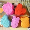 Cartoon Disney Silicon Cake single Mold