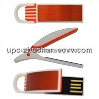 2014 Fashion Gifts Custom Clip USB Flash Stick