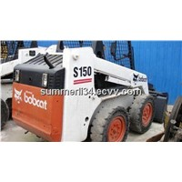 Bobcat Used Skid Steer Loader S150