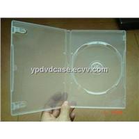 DVD case DVD box dvd cover 14mm single  transparent  (YP-D801Y)
