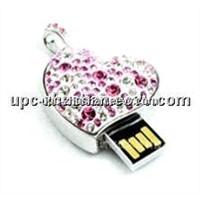 Gifts Jewelry USB Flash Memory Devices